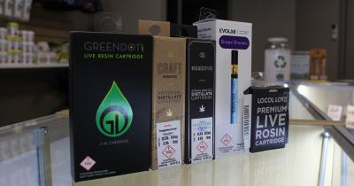storage guide: how to store vape oil and cartridges properly