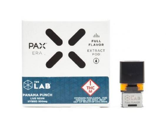 The Lab Pax Era Live Resin Pod | Sour Diesel 500mg Rec