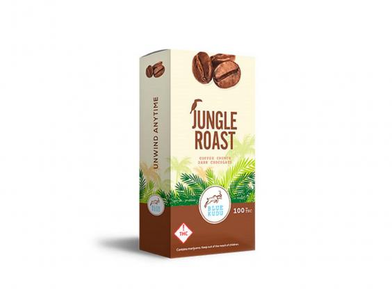 Blue Kudu Jungle Roast | Coffee Crunch 100mg Rec